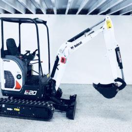 Mini Excavator – Bobcat E20