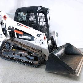 Bobcat Compact Track Loader Skid Steer